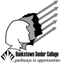 Bankstown Senior College logo